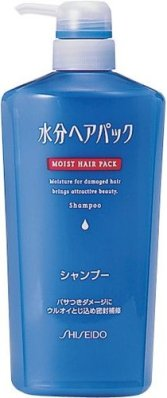 SHISEIDO MOIST HAIR PACK Шампунь